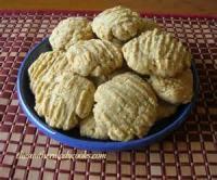 Cookies - Formed -  Egg Yolk  Cookies