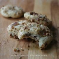 Cookies - Formed Cookies Pecan Sandies