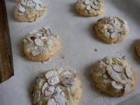 Cookies - Formed Cookies Italian Almond Paste