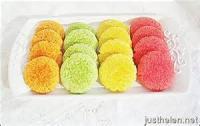 Cookies - Formed Cookies Lazy Sugar Cookies