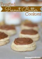 Cookies - Formed Cookies Peanut Butter Cookies