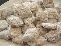 Cookies - Formed Cookies Lemon Crisp Cookies