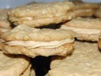 Cookies - Formed Cookies Peanut Butter Sandwich Cookies