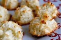 Cookies - Pressed Cookies Almond Macaroons