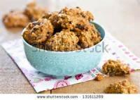Cookies - Formed Cookies Sultana Raisin Cookies
