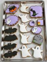 Cookies - Icing -  Meringue Powder Cookie Icing