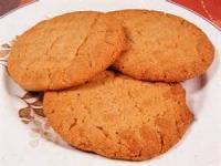 Cookies - Formed Cookies Super-nutty Peanut Butter Cookies