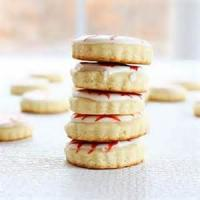 Cookies - Formed Cookies Sour Cream Pastries