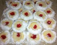 Cookies - Formed Cookies  Walnut Frosties