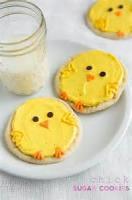 Cookies - Formed Cookies Sugar Cookies