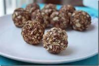 Cookies - No Bake -  Coconut Uncooked Cookies