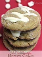 Cookies - Rolled Cookies Christmas Molasses Cookies
