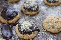 Cookies - Rolled Cookies Cappuccino Crisps
