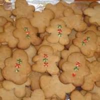 Cookies - Rolled Cookie Swedish Pepparkakor