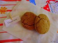 Cookies - Rolled Cookies Brer Rabbit Sugar Molasses