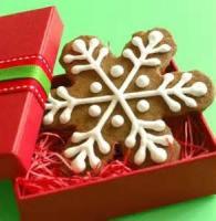 Cookies - Rolled -  Soft Gingerbread Cookies
