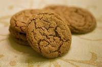 Cookies - Rolled Cookies Chocolate Molasses