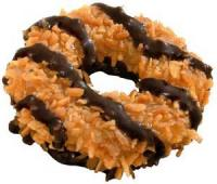 Cookies - Rolled Cookies Girl Scout Thin Mints