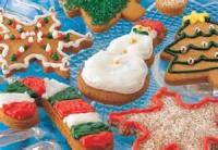 Cookies - Rolled -  Ginger Cookies