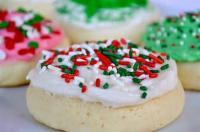 Cookies - Rolled -  Sour Cream Cookies By Jane