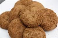 Cookies - Rolled -  Brown Sugar Cookies
