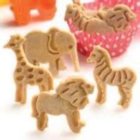 Cookies - Rolled Cookies Animal Crackers