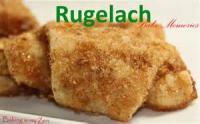 Cookies - Rolled Cookies Apricot-raspberry Rugelah