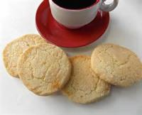Cookies - Sliced Cookies Torticas De Moron (cuban Sugar Cookies)