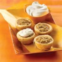 Cookies - Tarts Orange Pumpkin