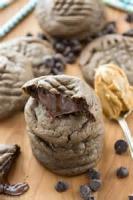 Cookies - Sliced -  Peanut Truffle Cookies