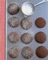 Cookies - Tart Cookies Chocolate Molasses Cups