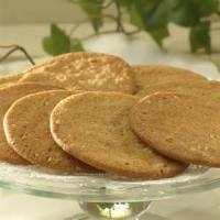 Cookies - Sliced -  Butterscotch Thins