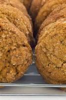 Cookies - Soft Ginger Cookies