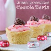 Cookies - Tarts -  Cheesecake Cookies