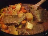 Crock_pot - Beef -  Crockpot Simple Swiss Steak