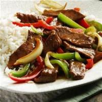 Crock_pot - Chinese Pepper Steak