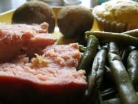 Crock_pot - Ham -  Ham And Green Beans