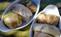 Crock_pot - Vegetarian -  Potato Stuffed Cabbage