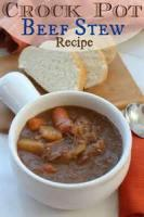 Crock_pot - Quick And Easy Stew