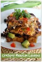 Crock_pot - Mexican Lasagna