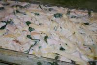 Crock_pot - Vegetable -  Spinach Casserole Recipes By Becky