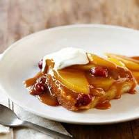 Crock_pot - Dessert -  Caramel Pear Pudding