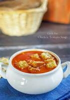 Crock_pot - Soup -  Hearty Chicken Soup