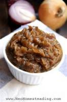 Crock_pot - Vegetable -  Caramelized Onions