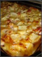 Casseroles - Ham -  Scalloped Potatoes With Ham
