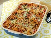 Casseroles - Pasta -  American Spaghetti