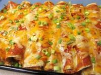 Casseroles - Mexican Chicken Enchiladas By Sue Freeman