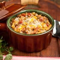 Casseroles - Mexican Ultimate Chili Casserole
