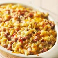 Casseroles - Ham Italian Cheese And Ham Pie