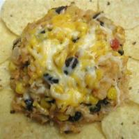 Casseroles - Mexican Vegetarian Casserole